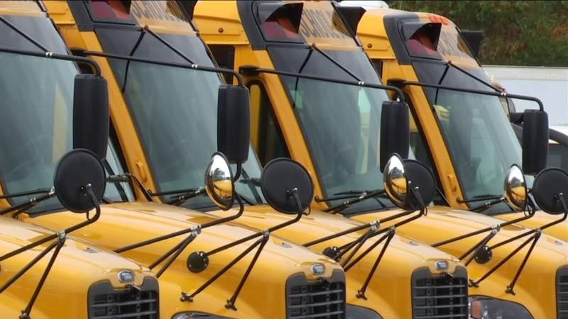 Electric school buses to be delivered across the Commonwealth