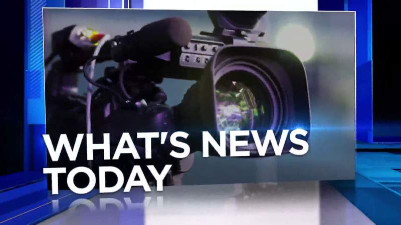 WSLS What's News Today