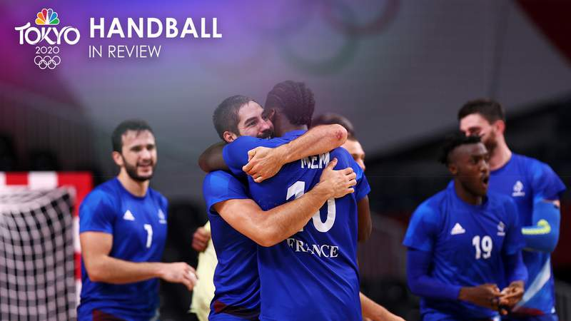 France won both men's and women's handball in an unforgettable pair of tournaments.