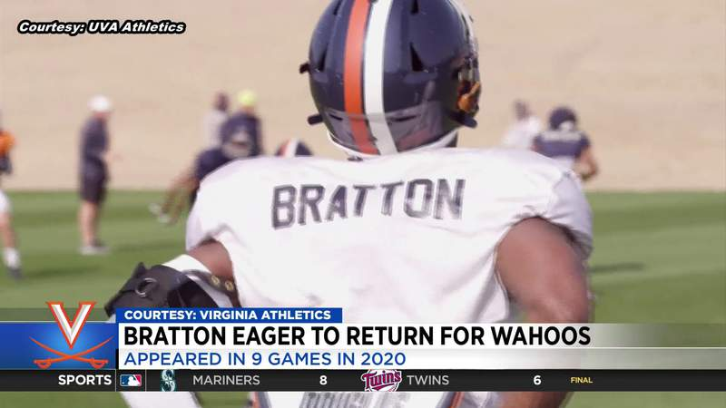Virginia Cavaliers looking to Bratton to help bolster defensive secondary