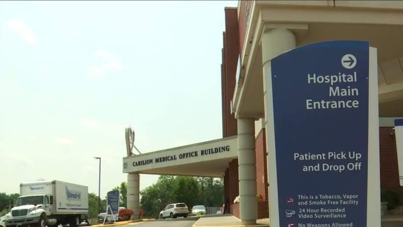 Carilion Franklin Memorial Hospital renovations are underway