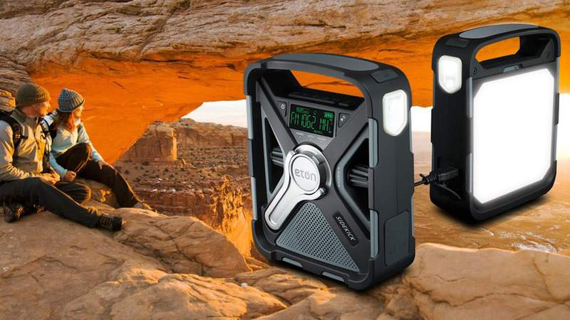Be prepared in all situations with this weather alert radio
