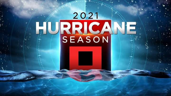 Hurricane season 2021.