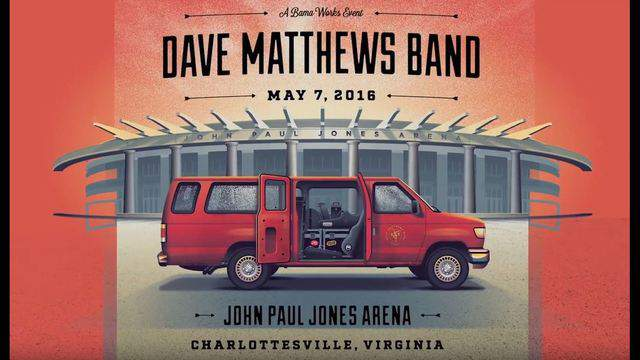 Dave Matthews Band To Play Charity Concert In Charlottesville