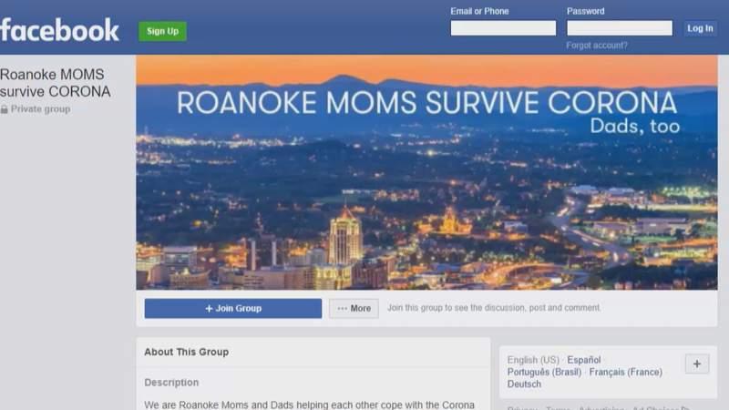 Roanoke MOMS Survive Corona.