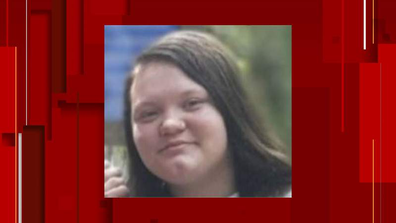 Neveah Agnew, 16, has been reported missing and was last seen on Thursday night