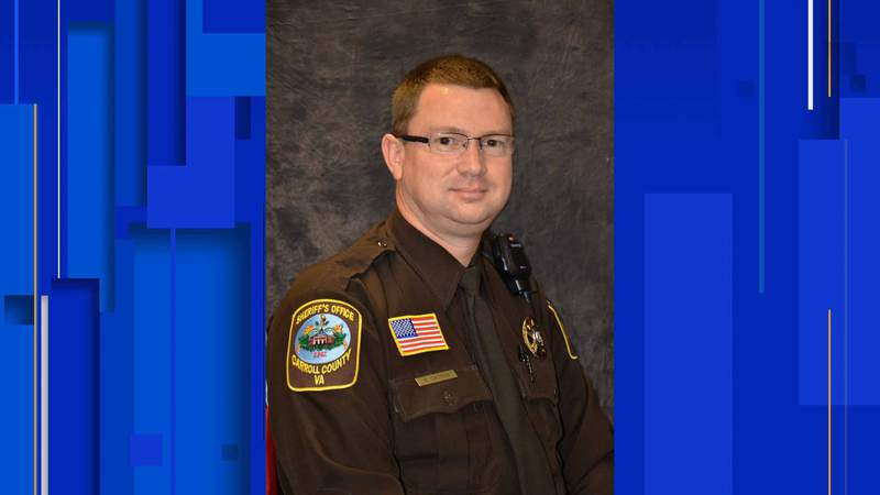 """Corporal Charles """"Charlie"""" Catron passed away on Thursday, Sept. 23, after working in law enforcement for nearly 13 years."""