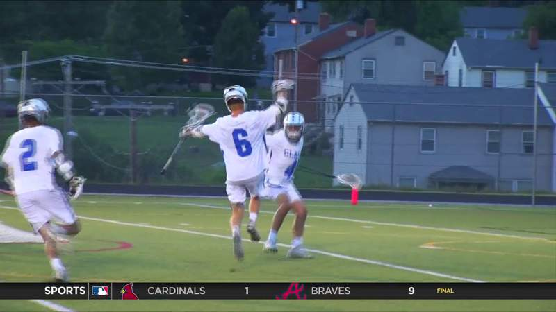 WATCH: Region Championship action for 3D softball, 4D soccer and lacrosse