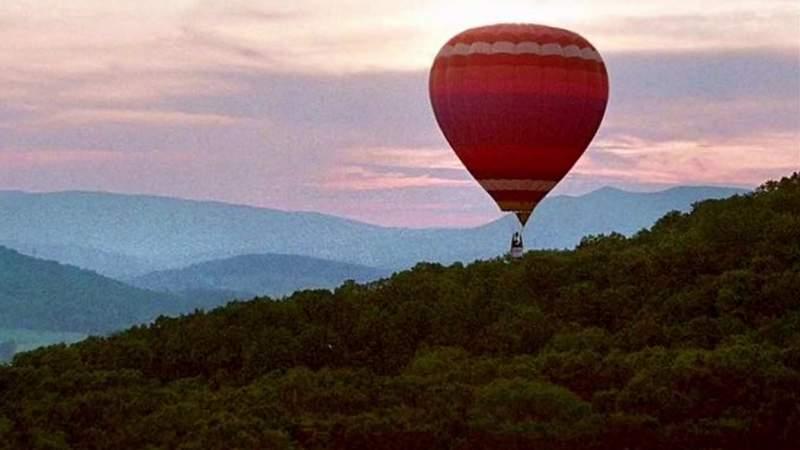 Balloons Over Rockbridge returns for 2021