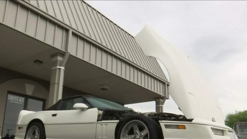 Car show brings in donations for NRV Agape Center