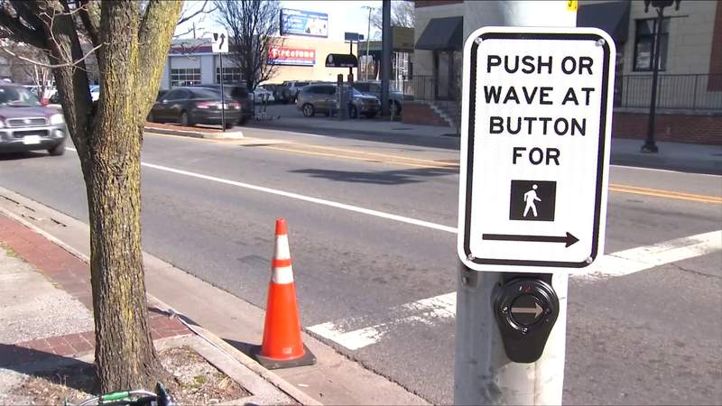 Roanoke creating safety upgrades for pedestrians in the downtown area