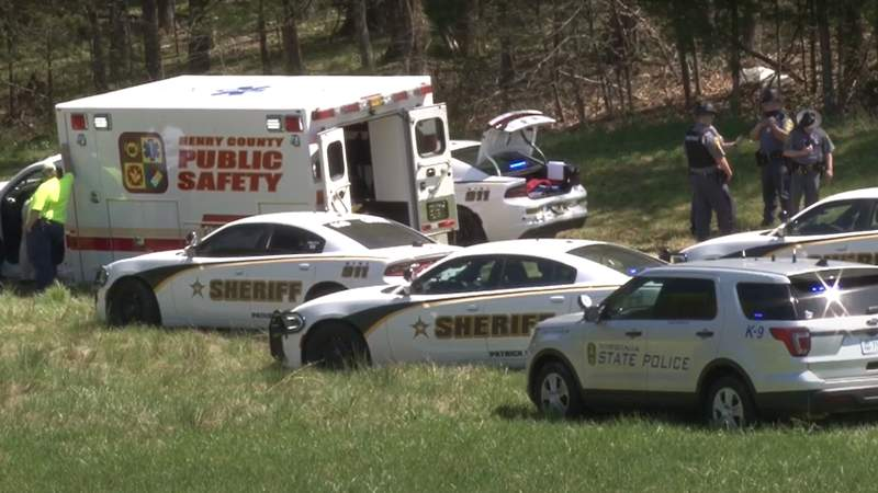 Stolen ambulance pursuit that started in Henry County ended in Patrick County on April 16, 2021