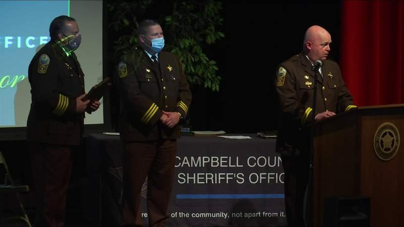 Honoring the call of duty in Campbell County