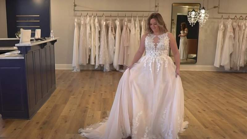 Finding your dress for your happily ever after
