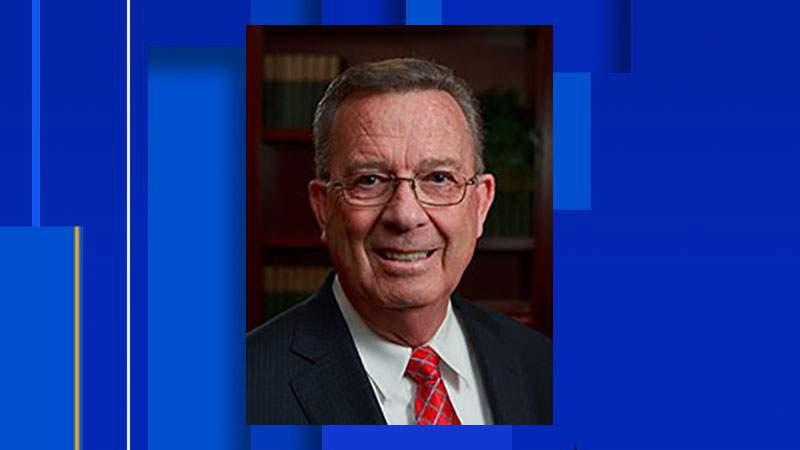 Jerry Prevo named Liberty University's acting president on Aug. 10. 2020.