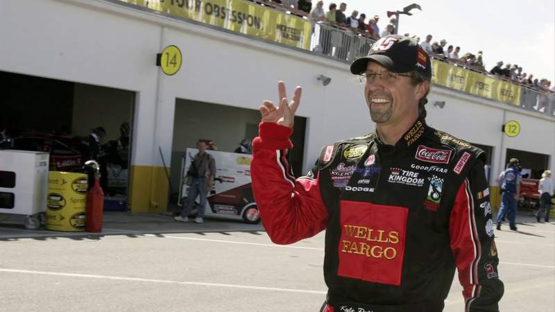 Kyle Petty's ride for charity comes to Southwest Virginia