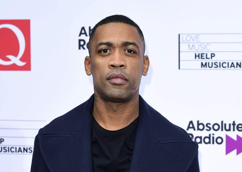 FILE - In this file photo Oct. 18, 2017, grime music artist Wiley during an event in London. British Police are investigating after a stream of anti-Semitic comments were posted on Wileys Instagram and Twitter accounts, Wiley's management company have dropped the artist, and twitter have banned him for seven days after posts Friday and Saturday July 25, 2020.  (Ian West/PA via AP)