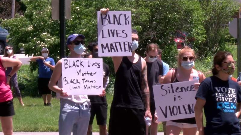 New River Valley community holds dialogue on race