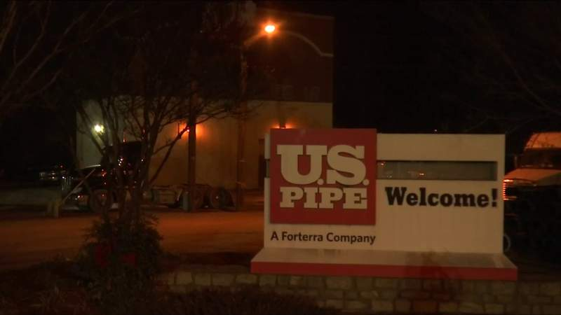3 people hurt after plant incident